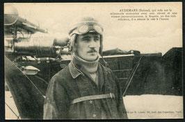 AK Aviatiker Edmond Audemars von Le Brassus