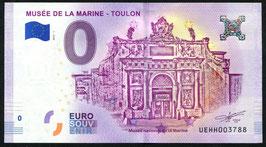 Frankreich - Musée de la marine Toulon 2018-1