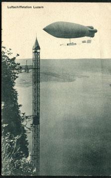 AK Luftschiffstation Luzern