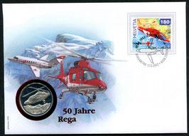 12.3.2002 50 Jahre REGA