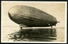 Luftschiff Graf Zeppelin auf dem Bodensee