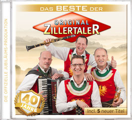 "Best of ""40 Jahre Original Zillertaler"""