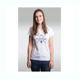 X-Shirt White Woman