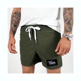 Swim Pants Olive