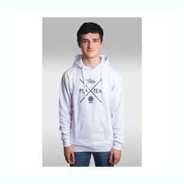 X-Hoody White Men