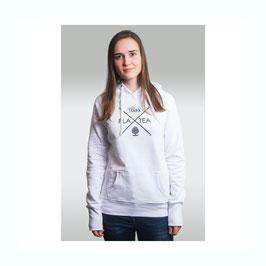 X-Hoody White Woman