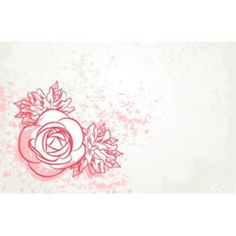TARJETAS PARA ESCRIBIR MENSAJES DE AMOR flor rosa   novo