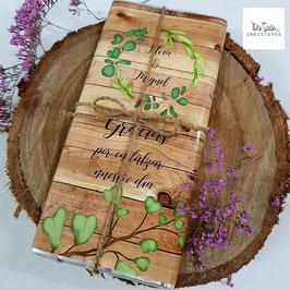 Tableta de chocolate colección otoño