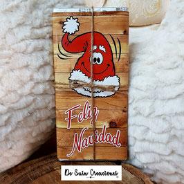 Tableta gorro de Papa Noel