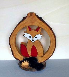 Bewohner des Waldes-Fuchs