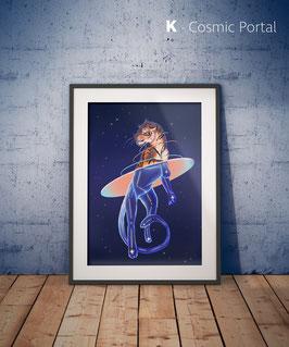 Poster-Print DinA3