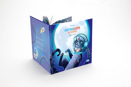 """Astrocats & Dogs""-Kinderbuch-ab 3 Jahren"