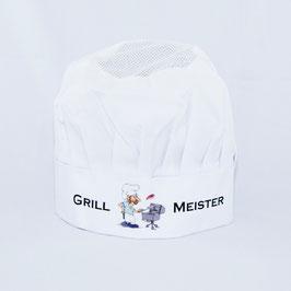 Kochmütze - Grillmeister I