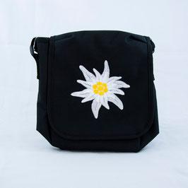 Tasche Edelweiss - schwarz