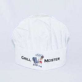 Kochmütze - Grillmeister II