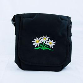 Tasche 3 Edelweiss - schwarz
