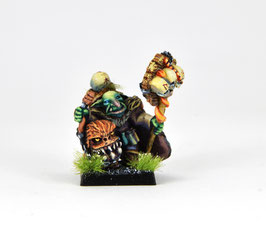 Yepas Shaman with Swamp Critter