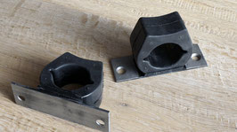 Anschlaggummi Vorderachse Chassis Set / Stop pad front suspension set