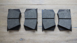 Bremsbeläge Girling vorne / Brake pads Girling front
