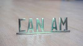 Schriftzug CAN AM / Script CAN AM