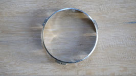 Haltering Scheinwerfer / Retaining ring head lamp Rivolta GT, Bizzarrini