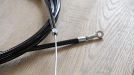 Bowdenzug Kofferraumentriegelung  Bowden cable trunk unlock Fidia