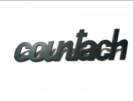 Schriftzug Countach / Script countach