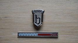 Emblem Bertone Torino / Badge Bertone Torino