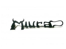 Schriftzug Miura / Script Miura