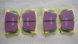 Bremsbeläge Girling vorne / Brake pads Girling front