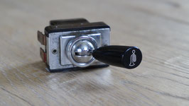 Schalter rund / Toggle switch round
