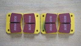Bremsbeläge Girling hinten / Brake pads Girling rear