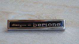 Emblem Disegno di Bertone / Badge Disegno di Bertone