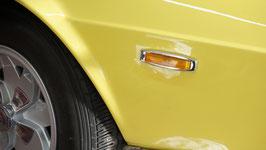 Seitenblinker Carello gelb, Indicator light  yellow