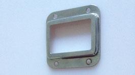 Chromrahmen für Türleuchte / Chrome frame for door rear light