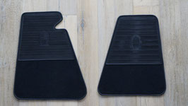 Fußmatten mit Iso Gummiprofil / Floor mat with Iso rubber profil