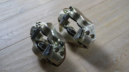 Satz Girling 3C Bremssattel vorne / Set Girling 3C Caliper front brake
