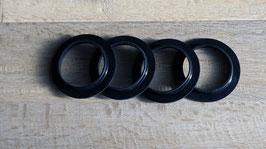 Federdämpfungsgummi Set/ Suspension protection rubber ring set