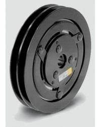 Magnetkupplung mit Riemenscheibe für York Kompressor / Magnetic cluch pulley for York Compressor