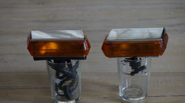 Carello Seitenblinker gelb/Carello indicator lights yellow