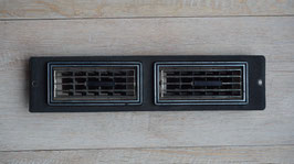 Iso Mittelkonsole Luftgitter 2 Auslässe / Iso center console air grille 2 outlets
