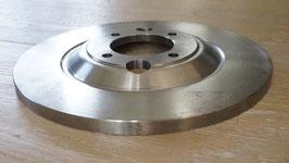 Bremsscheibe hinten Dunlop, Brake rotor disc rear for Dunlop caliper