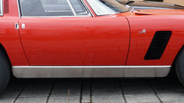 Side skirts cover / rocker panel / Seitenschwellerblenden Iso Grifo