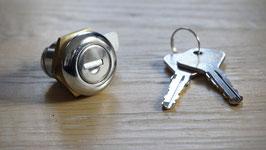 Schloß Mittelablagenfach / Center consol box lock