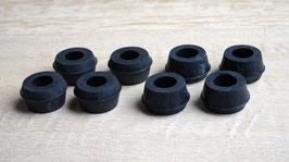 Torsion bar link rubber set Drehstab Aufhängungsbuchsen