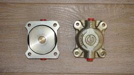 Dunlop Bremszylinder für Heckbremse mit Kolben / Dunlop rear brake cylinder & piston