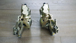 Satz Girling 12-3 Bremssattel hinten / Set Girling Calliper rear brake