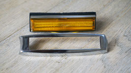 Seitenblinker Carello gelb, Indicator light  yellow