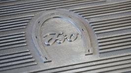 Iso Gummiauflage für Fussmatte / Rubber profile for floor mat