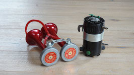Fanfare Hupe mit Kompressor / Horn & Compressor FIAMM ROAD MASTER